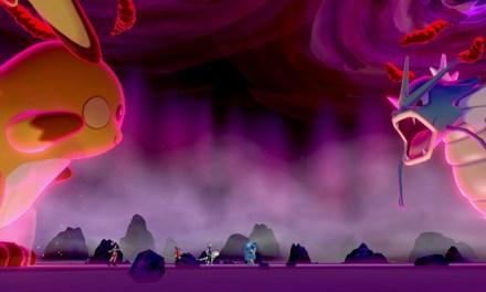 Un vistazo a las nuevas formas Gigantamax de Pokémon Espada y Escudo