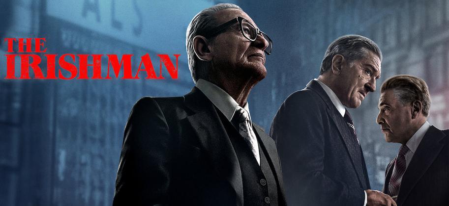 [Reseña] «The Irishman»: una fascinante producción de Scorsese