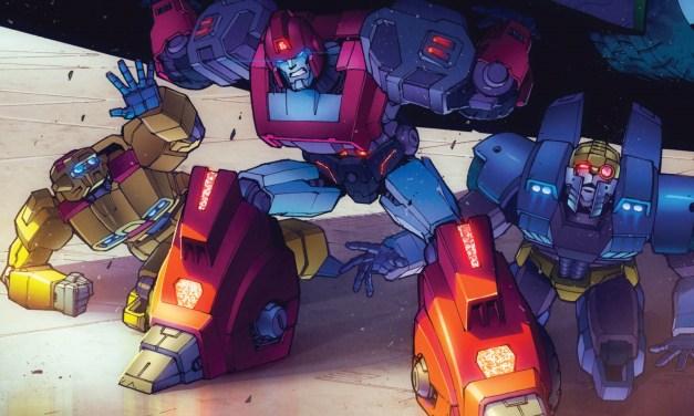 [Transformers] Preludio a Combiner wars