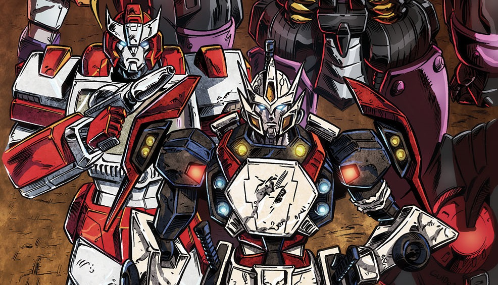 [Transformers] Drift Empire of Stone