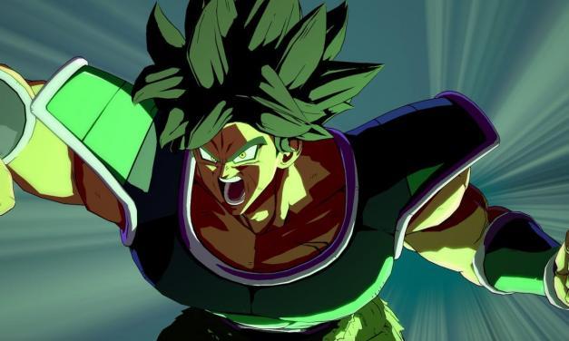 El abrumador poder de Broly también estará presente en Dragon Ball Fighter Z