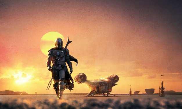 The Mandalorian se convierte en la serie más pirateada del 2019