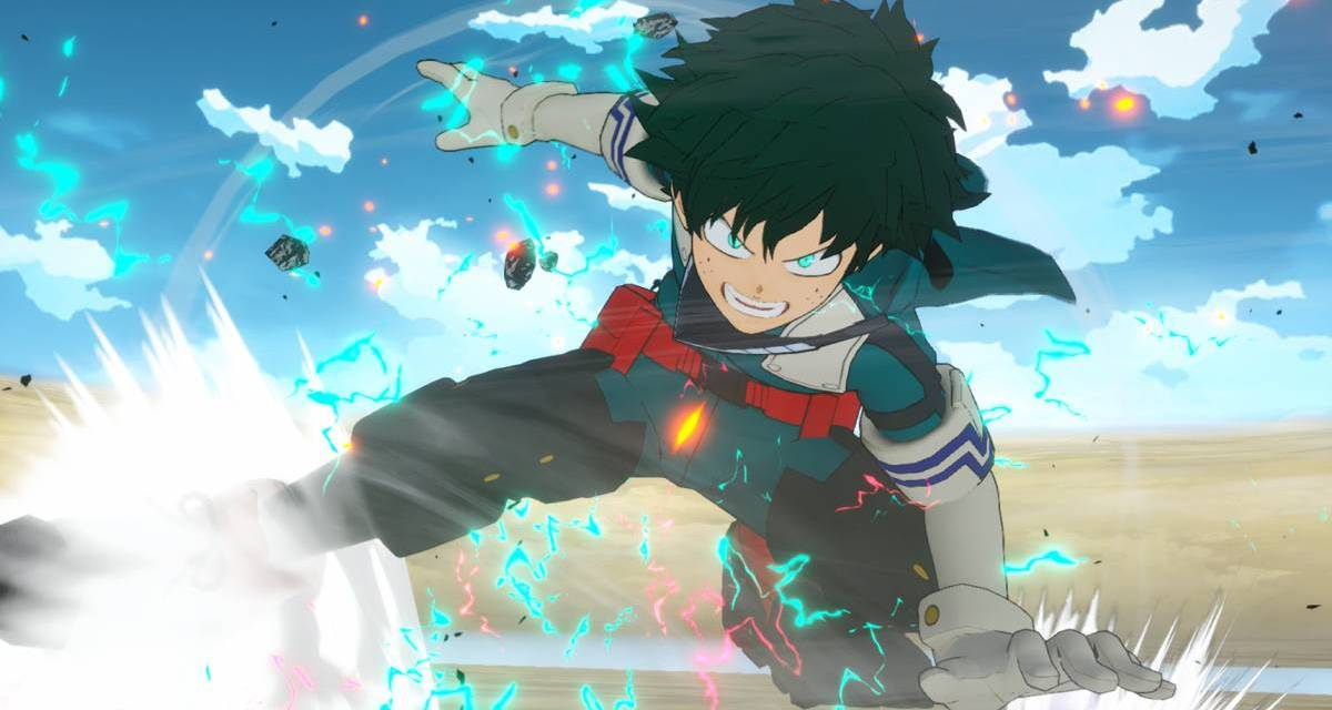 Ya hay fecha de lanzamiento occidental para Boku no hero academia: My Hero one's Justice 2