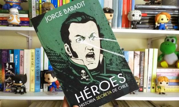 [Reseña-Libro] «Héroes»: la reestructuración de nuestros mártires