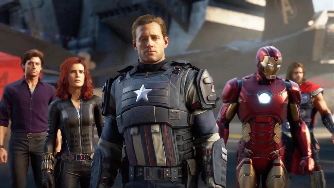 Marvel's Avengers es retrasado hasta septiembre