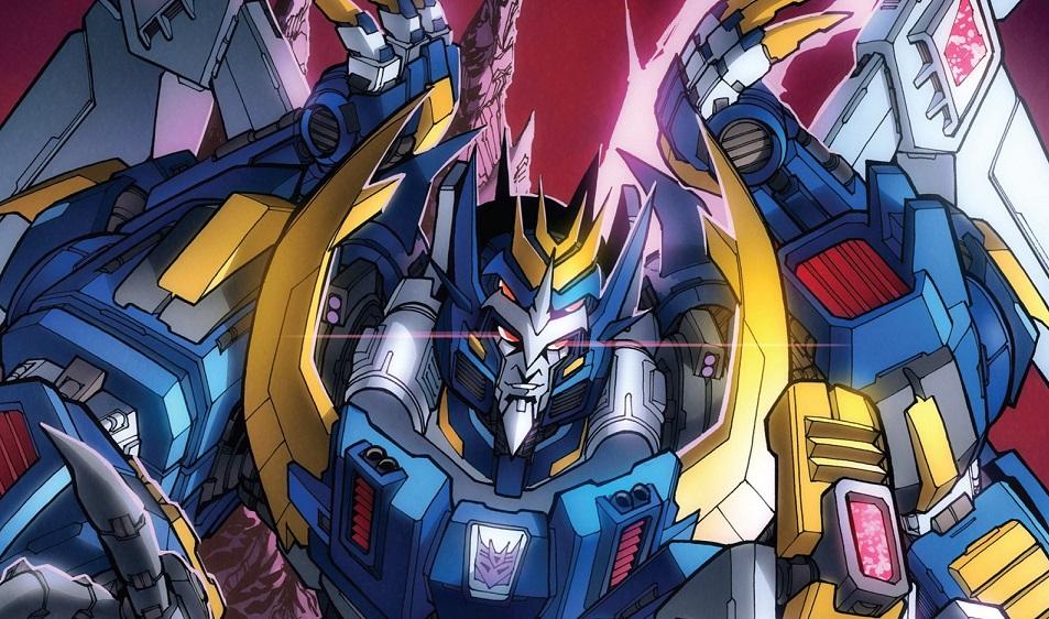 [Transformers] Mtmte T2: Deathsaurus vs Tarn