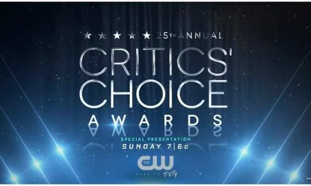 ¡Temporada de premios! Los ganadores de los Critic's Choice Awards