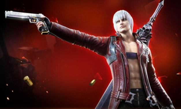 El novedoso sistema de armas en Devil may cry para Nintendo Switch