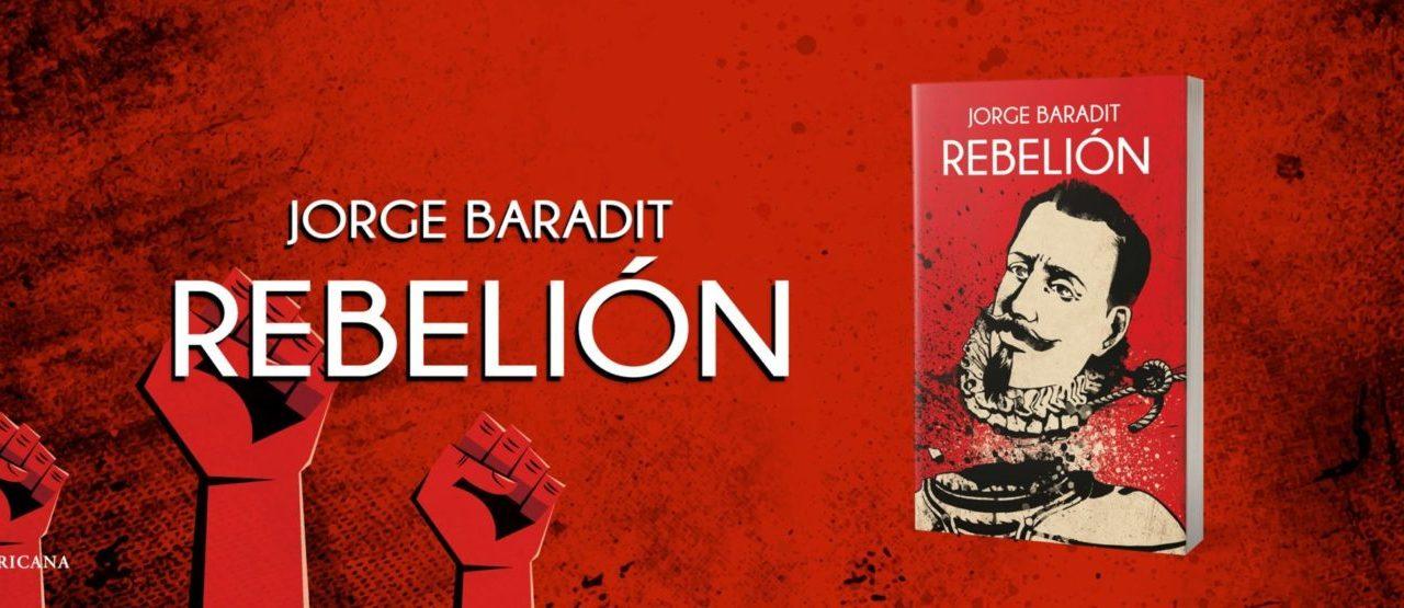 La primavera chilena es la profunda reflexión de Jorge Baradit con Rebelión