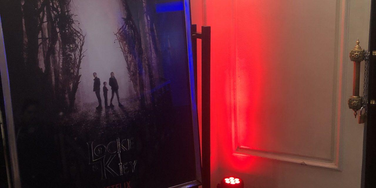 Lanzamiento de Locke & Key: Una invitación a entrar en Key House