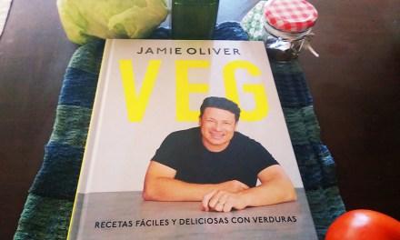 [Reseña – Libro] Veg de Jamie Oliver: Recetas fáciles y deliciosas con verduras