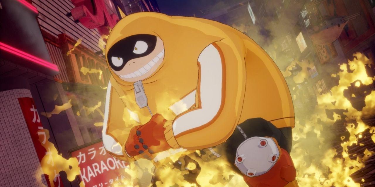 La presentación de los nuevos personajes en Boku no Hero Academia: My Hero One's Justice 2