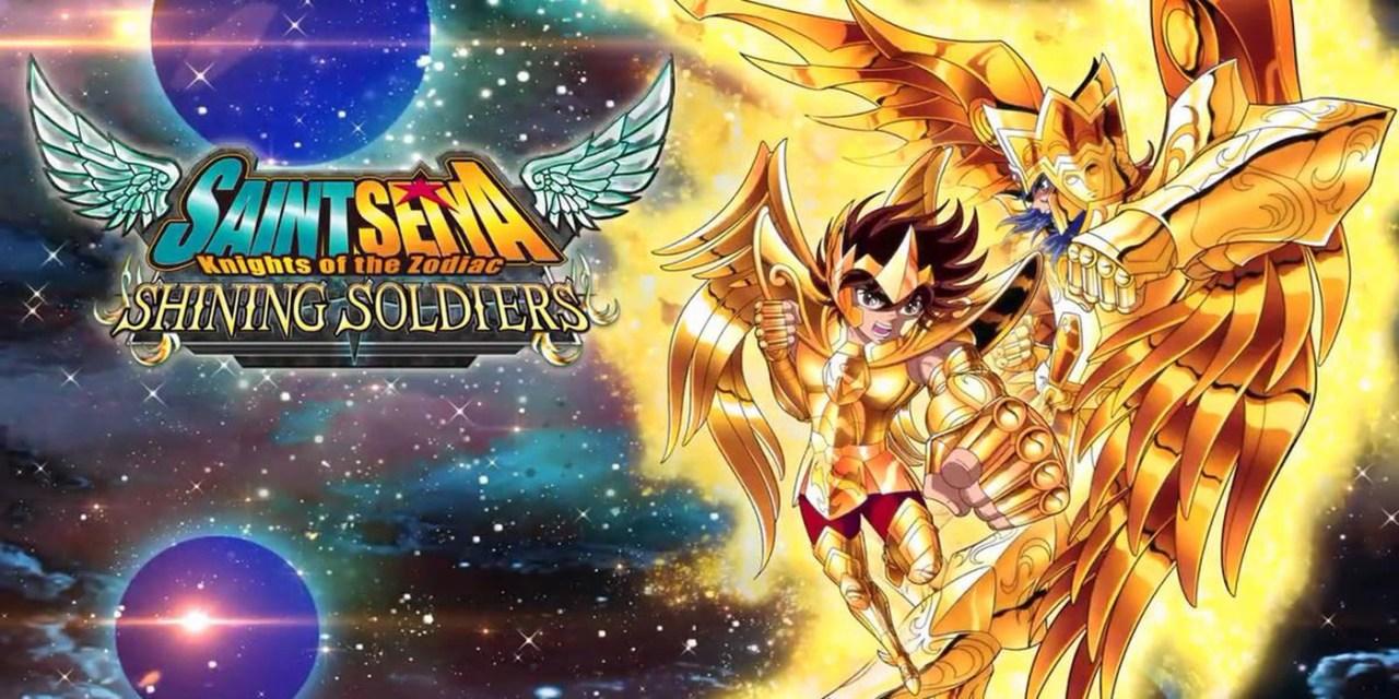 Saint Seiya Shining Soldiers ya está en Android e IOs