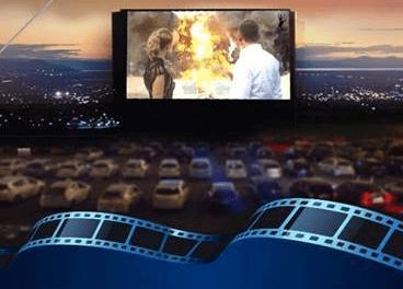 AUTOCINE TERRAZAS DE CASAPIEDRA:  disfrutar del cine en tiempos de Covid-19