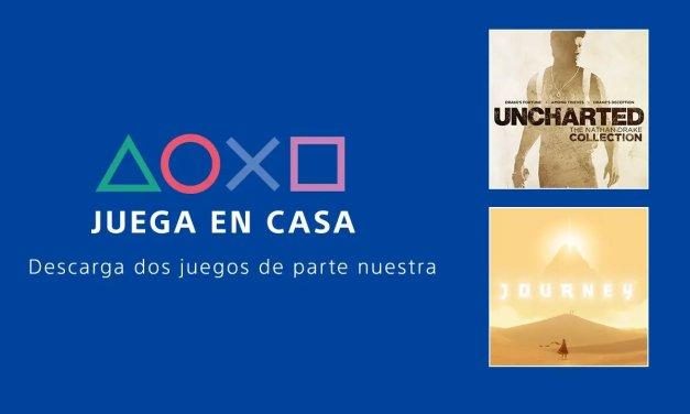 PlayStation presenta su iniciativa «Play at Home»
