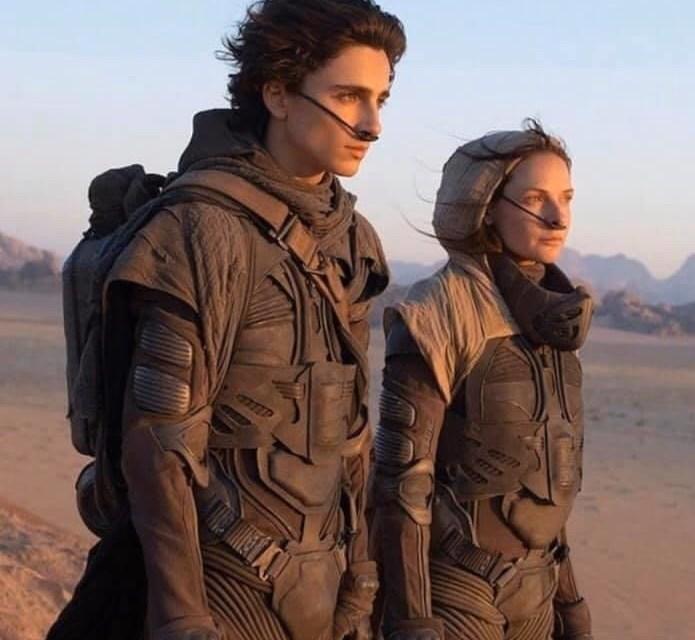 Dune: Al fin tenemos imágenes de la adaptación de Villeneuve