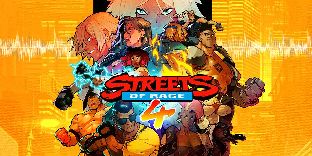 ¡Streets of rage 4 ya tiene fecha de lanzamiento!