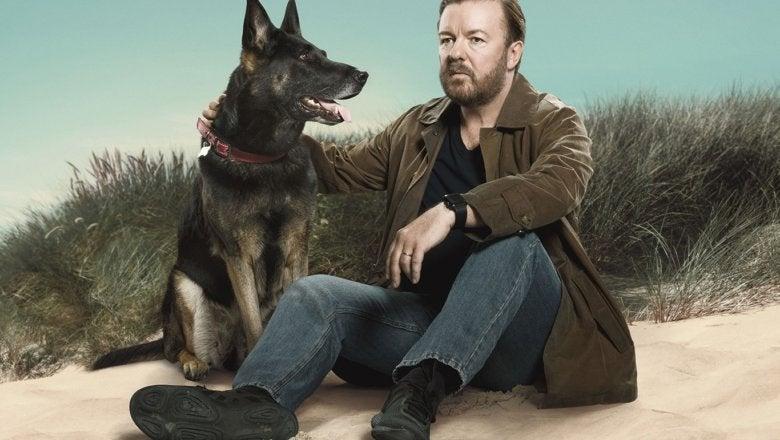 Ricky Gervais vuelve con el tráiler de la segunda temporada de After Life