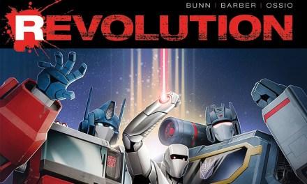 [Transformers] Revolution 01