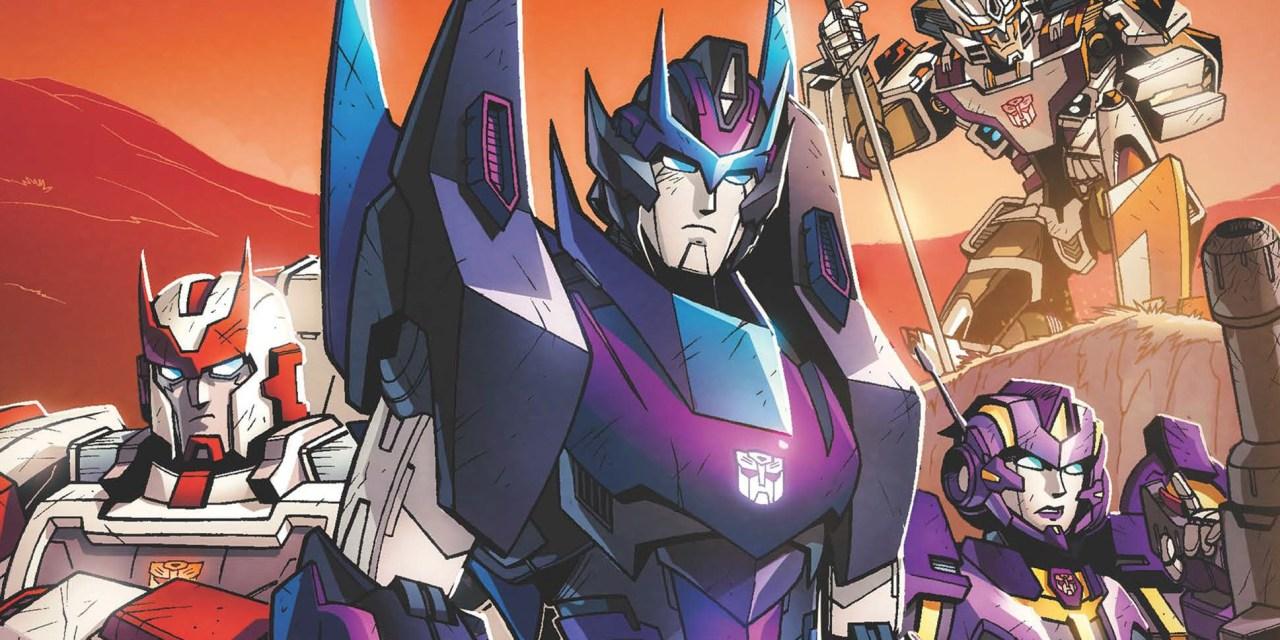 [Transformers] Lost light 01