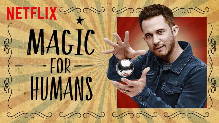[Reseña] Magia para humanos: una serie para toda la familia