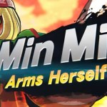 Min min llega a Super Smash Bros. Ultimate como parte del Fighters Pass 2