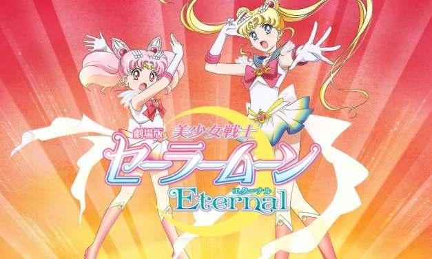 Sailor Moon Crystal: Eternal fue postergada hasta enero