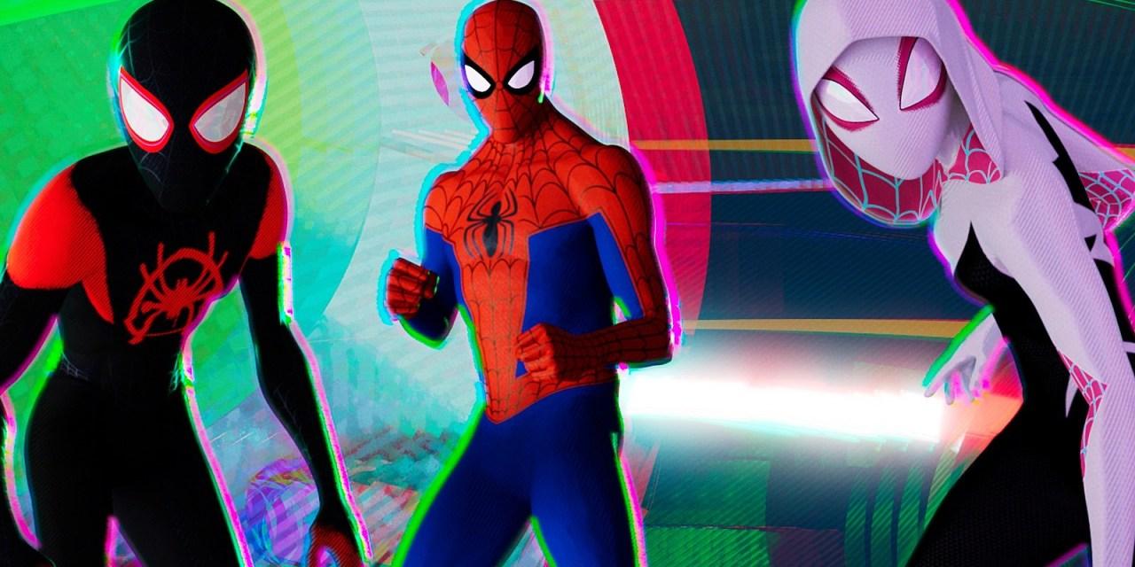 Ya comenzó la producción de Spider-Man: Into the Spiderverse 2