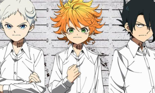 Ya hay fecha para el final del manga de Yakusoku no Neverland