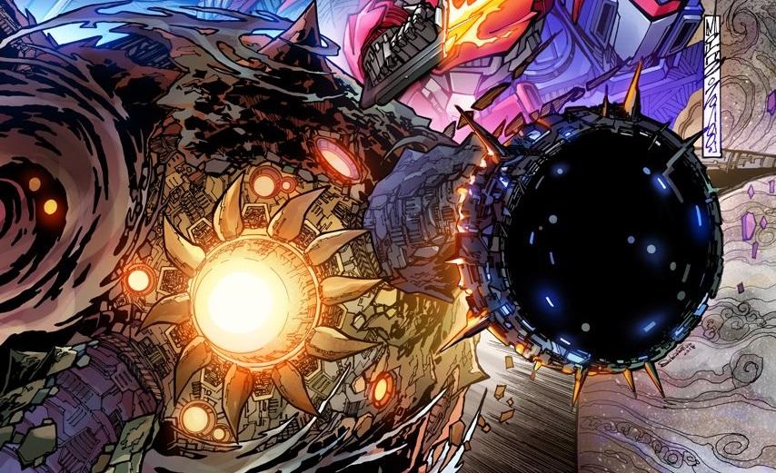 [Transformers Especial] La llegada de Unicron 02
