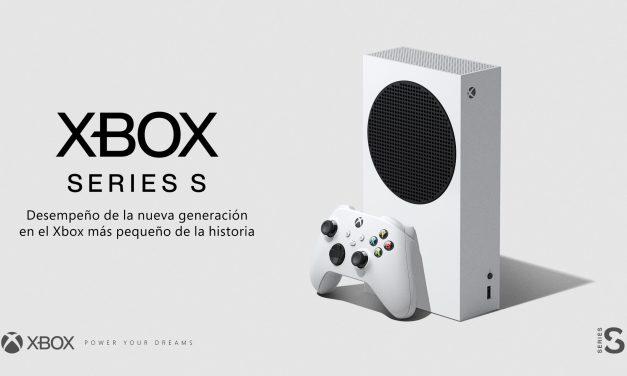 Xbox Series S es oficialmente anunciada