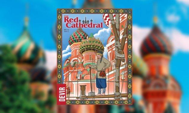 The Red Catedral el próximo juego de mesa de Devir