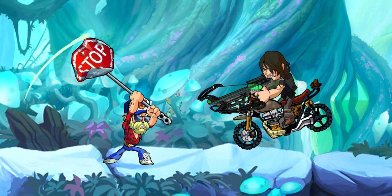 ¡Personajes de The Walking Dead se unen a Brawlhalla!