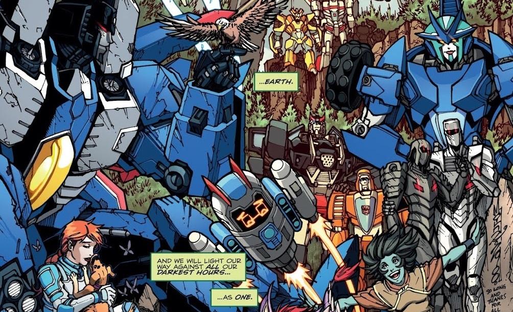 [Transformers] Final Unicron parte 2