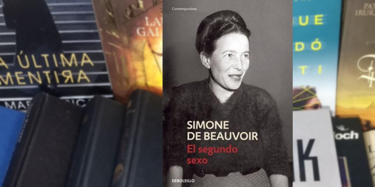 [Reseña libro] El segundo sexo – Simone De Beauvoir