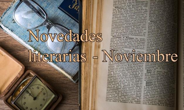 [Especial Libros] Noticias literarias