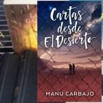 [Reseña libro] Cartas desde el desierto – Manu Carbajo