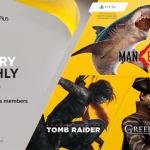 Anunciados los juegos para PS Plus en Enero.