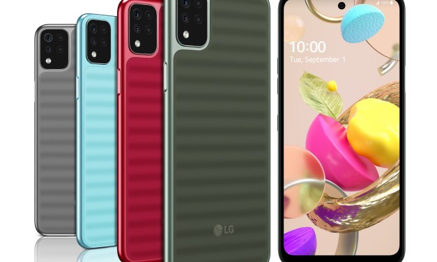 La Serie K de LG 2021, apuesta por precio accesible, cámara y diseño mejorados