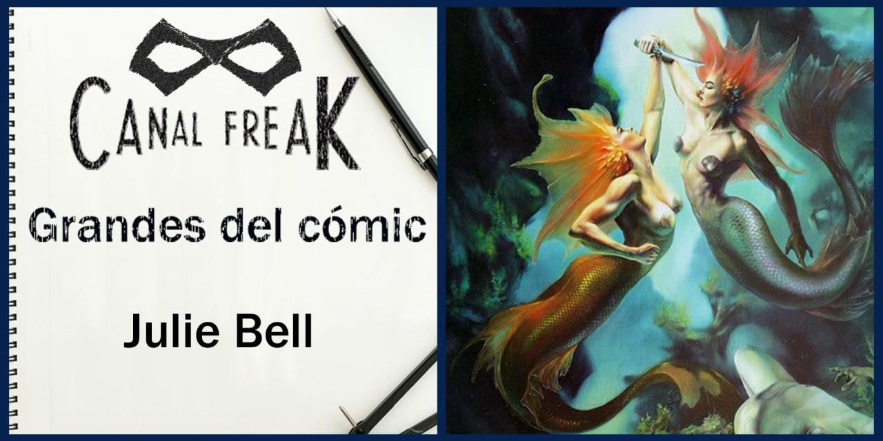 [Grandes del cómic] Julie Bell