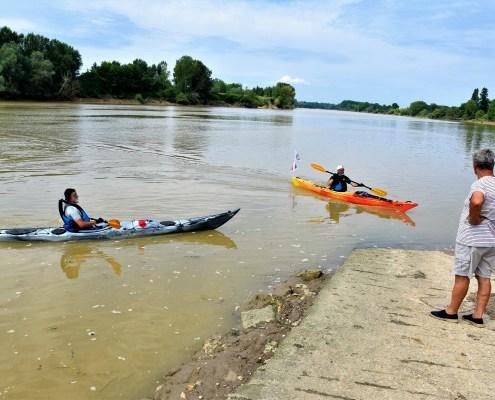 6 jours de Garonne La Cale de Lestiac 1