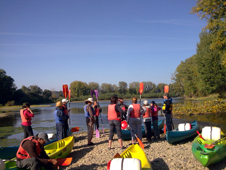 canoes; kayak; garonne; tarn; moissac