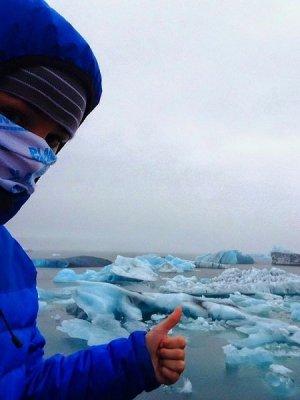 Ingrid Ulrich, Eau Defis, Groenland