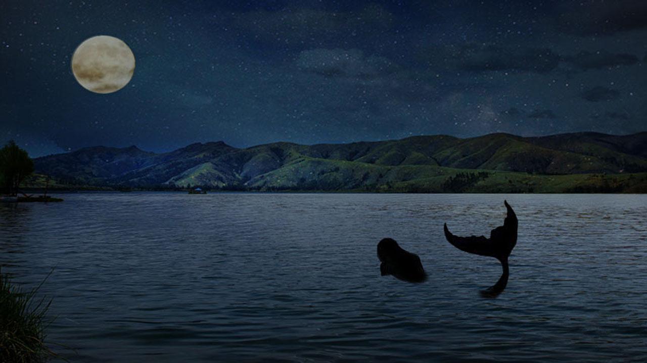 Leyendas de octubre El origen de la laguna de Paca  canalipetv