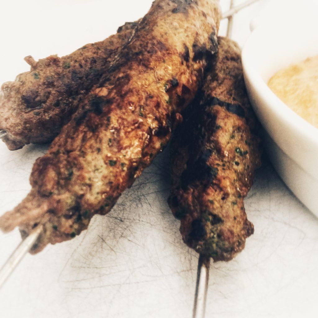 Kabab, Kebab o Kafta