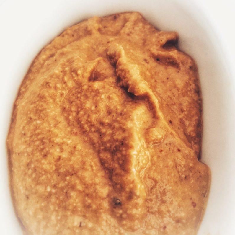 Muhammara, crema de pimentos y nueces