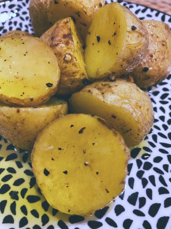 Las patatas canallas