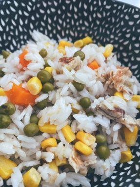 El arroz tres delicias o más