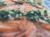 El salmonazo a la plancha