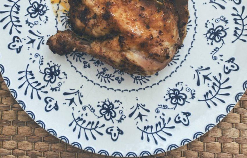 El pollo asado definitivo